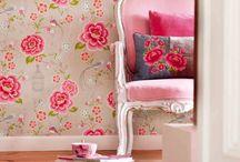 Pinkkiä ja pastellia