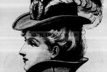 Kapelusze  XIX/XX wiek / Hats XIX / XX century