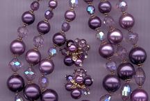 korálkové - inšpirácie- náhrdelníky