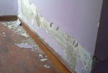 humedad paredes