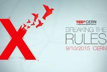 TEDx theme logos