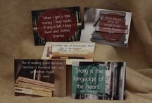 All Things Bookish