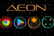 Aeon - Icon Pack v4.2.2