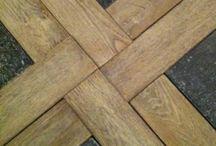 Patrones de madera