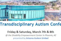 AZA News / Quick link to Arizona Autism United monthly newsletters and events