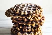 Sweet bread, pancakes and waffels / Bake pancakes, waffels and make your own sweet bread. Find the best recipes for homemade goods. Cinnamon buns, easy pancakes and waffels with banana - get the recipes here.