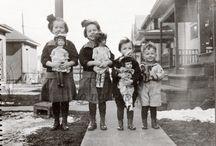 Enfance 1920-1930