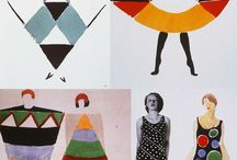 Sonia Delaunay / Her works