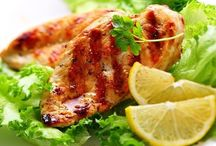 Honey & Soy sauce Grilled Chicken Recipe