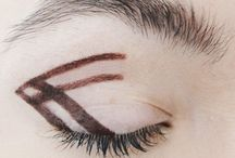 Fake It Make it Beauty Hair and Makeup. / Beauty Hints and Hacks to Fake your way through life!
