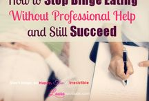 I want to stop binge eating
