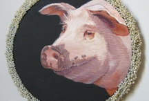 Jane O'Hara / some artwork
