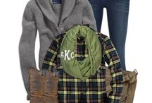 Clothes & Accessories  / by Kelly-Ann Krawchuk