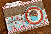 Cards - Birthday Cakes