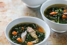 Soups, Stews and Salads