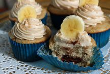Cupcake Recipes / by Jessica Anderson
