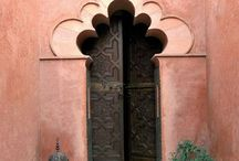 Doors from North Africa