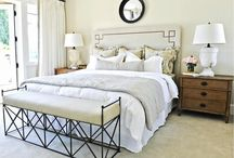 Master Bedroom Suite / Elements of my ideal master bedroom suite
