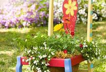 idee da giardino / #garden #makingagarden #flowers #seeds #bulb
