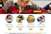 Eğitim Tasarımları / Web Tasarımı