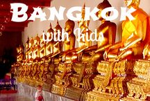 Asia travel with kids / Inspiration, tips and ideas for travel in Asia with kids. Vietnam travel with kids, Singapore travel with kids, Cambodia travel with kids, Thailand travel with kids.