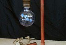 Lampendesign koper