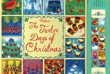 25 books of Christmas / by Gena Fuchs-Koehler