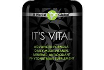 for your health~vitamins & supplements / by Nicole (McCrimmon) Brown