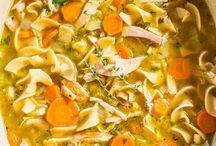 Soups / Chicken