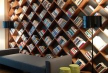 Book storage / by Marsha Berry Straub
