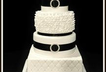TLC - Wedding Cakes / Cake cutting is a timeless tradition so it's no wonder why the cake takes center stage!