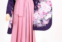 Kimono (^-^) / Just me collecting pins of kimonos :D