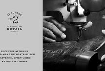 Our Process / How Lucchese boots are made / by Lucchese