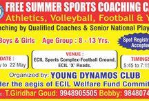 Summer Sports /  Summer  Sports Coaching  Camp.