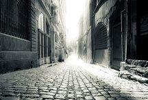 Čiernobiela fotografia