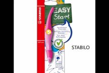 STABILO Improve Writing Pens / STABILO (Germany) is one of the most famous companies for designing high quality stationary winch some of them can even help improving your child's handwriting. From markers to pen to special designed pen for left handed or right ones. On My Secret Czech Store you will find them in the most competitive price and of course with the best service.