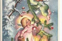 Søte julebilder