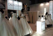 Mariage Fest 27-29 Martie 2015 / Calin Events va asteapta cu cele mai frumoase rochii de mireasă la Mariage Fest, 27-29 Martie, Palatul Parlamentului