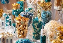 Candy Table For Feast