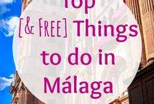 Travel 》Málaga / Tipps und Inspirationen für die andalusische Stadt Málaga / Tips and inspirations for the Andalusian city Málaga
