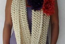 MY CREATIONS / I miei lavori  con  lana d'Abruzzo -