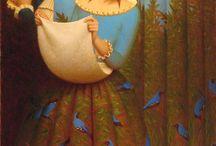 Andrey Remnev / Peintre