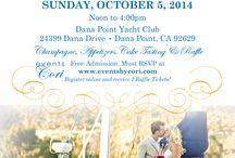 DANA POINT YACHT CLUB BRIDAL OPEN HOUSE / DANA POINT YACHT CLUB BRIDAL OPEN HOUSE October 5, 2014   Noon - 4:00pm