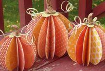 Autumn (recipes too)