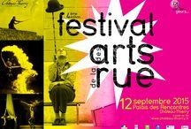 poster arts de rue