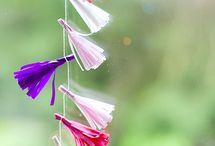 Ideen für die Auslese - Deko Frühling
