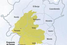 5eglobal (Sierra de las Nieves) MÁLAGA / Casarabonela, Alozaina, Guaro, Ojén, El Burgo, Istán, Monda, Parauta, Ronda, Tolox, Yunquera y Behahavis.
