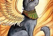 Египетская богиня
