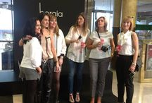 YolanCris / Presentación Colección YolanCris en Borgia Novias, con la colaboración de Glam Corner Events.