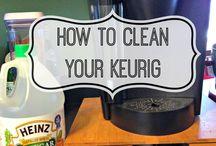 Organization/Cleaning / by Kristina Lanza